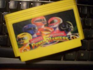 Juego De Family...power Rangers..