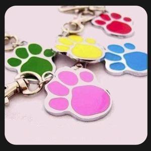 Medalla Chapita Para Perro O Gato Con Grabado