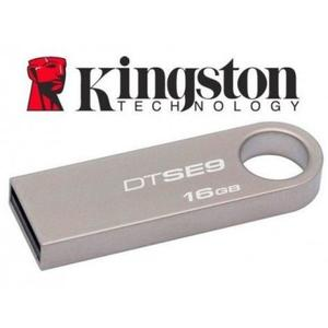 Pendrive Kingston 16 Gb Modelo SE9-16GB