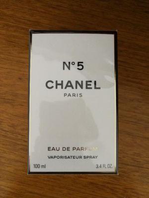 Perfume Importado Chanel Nº5 Eau De Parfum 100ml Original