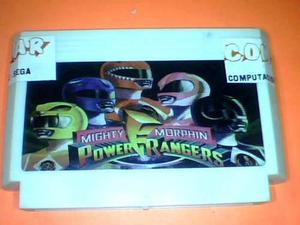 Power Rangers - Family Game - Accion - N°5172
