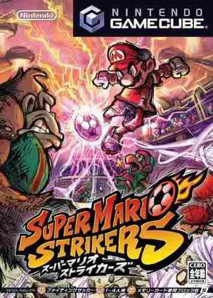 Super Mario Strikers Importar Japón
