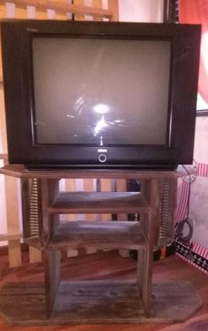 """TV 29"""" + mesa de TV"""