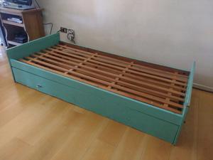 Cama con carro posot class for Sillon cama falabella