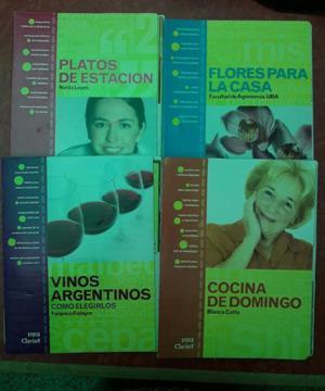 fasciculos coleccionables.4 colecciones
