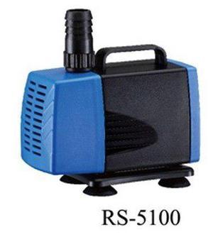 Bomba De Agua Rs 5100 3000l/h Peceras Estanque Cascada