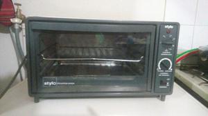 Horno eléctrico y grill