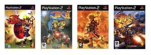 Jak - Ratchet And Clank - Juegos Ps2
