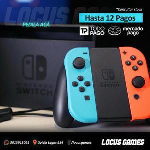 Nintendo Switch Nuevas Garantía Factura