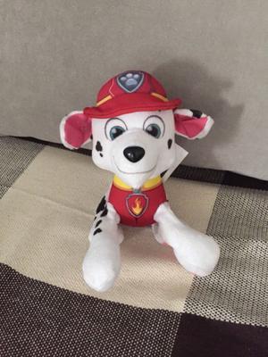 Peluche patrulla canina Marshall