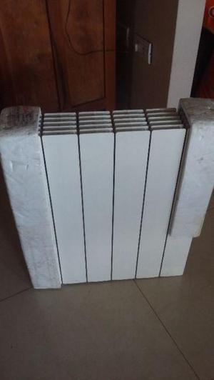 Radiador de aluminio PEISA