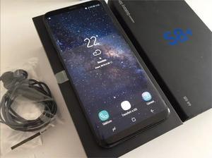 Samsung Galaxy S8+ Plus 64gb Black Libre De Fabrica