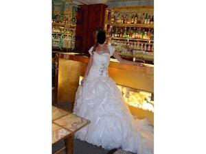Vendo vestido de novia importado ¡Excelente!