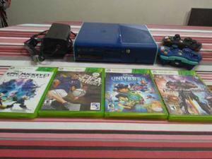 Xbox 360 500gb + 2 Joysticks + 38 Juegos (edicion Limitada)