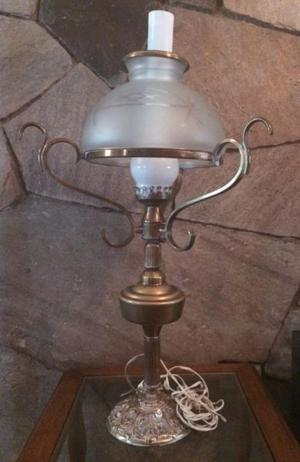 lampara de mesa estilo