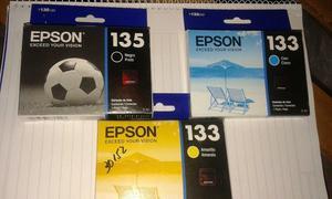 CARTUCHOS IMPRESORA EPSON 133