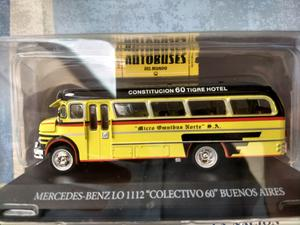 Colectivo linea 60 - Mercedes Benz  colección autobuses