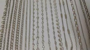 Lote De 30 Pulseras Acero Quirurgico Surtidas Varios Modelos