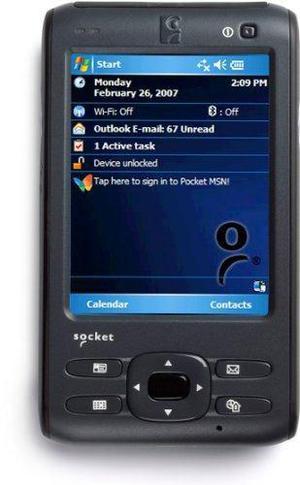 New - Socket Somo 650-m Handheld Terminal - Dp0072