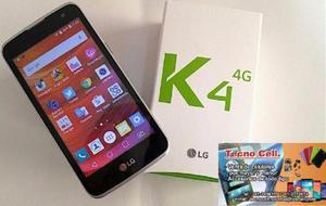 Promo! 2 Lg K4 por $3999, Funda a Elejir