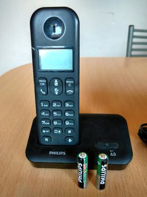 TELÉFONO INALAMBRICO PHILIPS