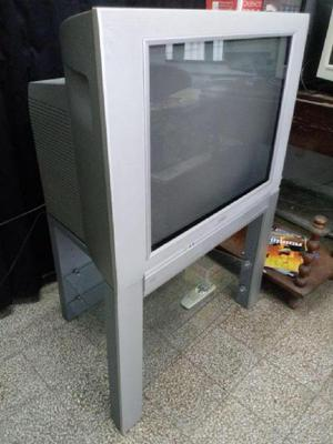 TV PHILIPS 29 PANTALLA PLANA CON MUEBLE PHILIPS,NUEVISIMO!!,