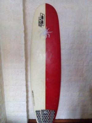 Tabla De Surf 7'0 Usada Macoco Surfboards Y Funda Freelife
