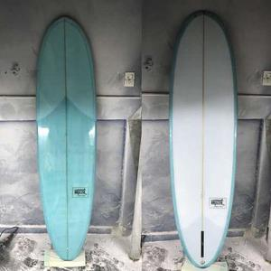 Tabla De Surf 72 Single Fin Brozzie Surfboards