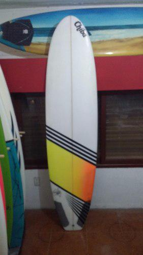 Tabla De Surf 7´7´ Funboard Ideal Principiantes