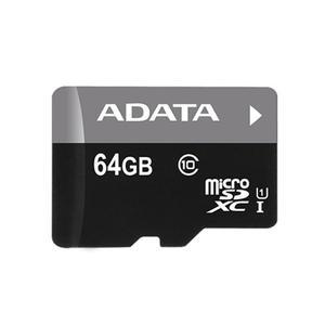 Tarjeta Memoria Micro Sd Xc 64 Gb Adata Premier Uhs I C10 Fs