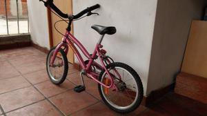 Vedo bicicleta de Nena usada
