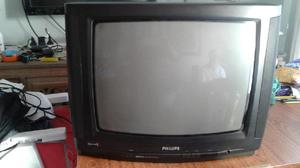 Vendo Televisor Philips 21 En Perfecto Estado Y Andando.