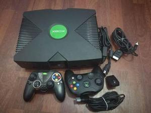 Xbox Primera Generacion Precio Charlable