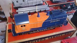 tren eléctrico lionel