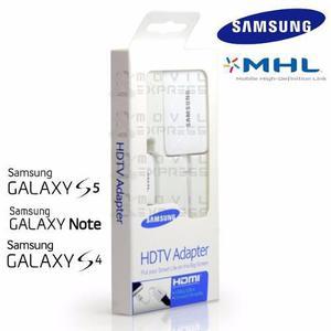 Adaptador Hdmi Mhl Para Samsung Tab3 / Note 2 / S3 / S4