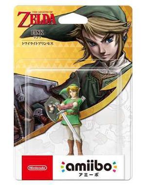 Amiibo The Legend Of Zelda Link Twilight Princess Nintendo