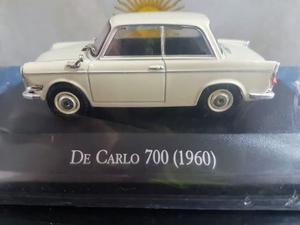 Auto A Escala 1/43 De Carlo 700