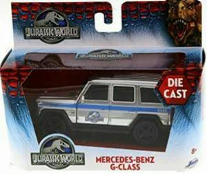 Auto Jurassic World Mercedes Benz G- Class Jada Retro Rdf1