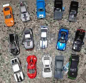 Autos De Coleccion Rapido Y Furioso 1/32 Metal Jada