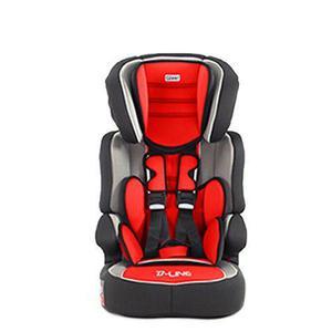 Butaca Booster Homologada Para Auto Bebe Glee A929 Rojo Gris