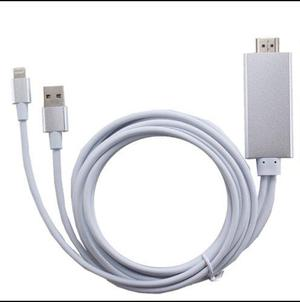 Cable Hdmi Para Iphone/android Sin Uso
