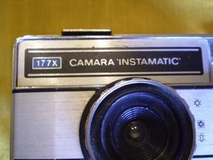Cámara Kodak Instamatic 177 X - Para Coleccionistas