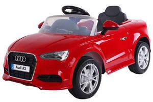 Coche Auto Audi A3 A Bateria 12 Volts A Radio Control Razor