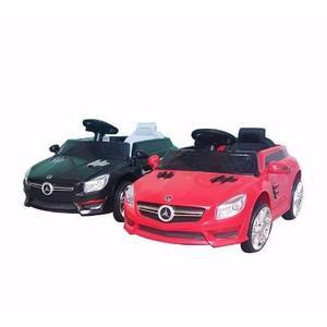 Coche Mercedes Benz A Bateria 6v Control Niño Bebe Surbaby
