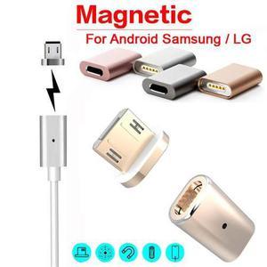 Conector Adaptador Magnetico P/ Cables Celular Micro Usb