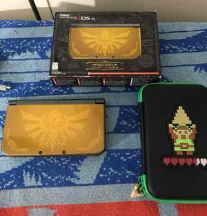 Consola Nintendo 3ds Zelda Edition