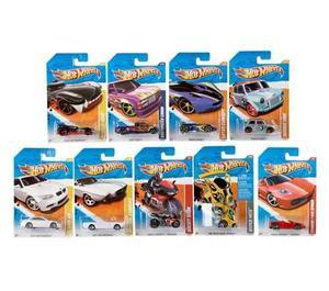 Hot Wheels Pack X 5 Colección Autos Surtidos Original