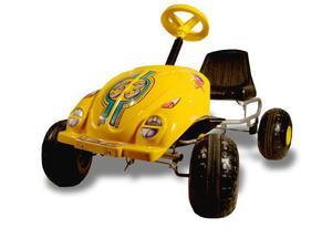 Karting Escarabajo Traccion A Pedal Ruedas Patonas