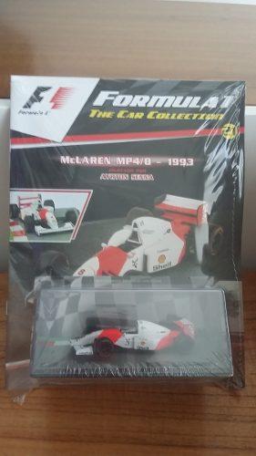 Mclaren Mp A. Senna 1/43 Coleccion Formula 1 Salvat