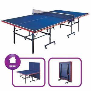 Mesa De Ping Pong Sensei. Profesional. Impecable!. Con Acc.